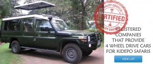 HIRE 4 WHEEL DRIVE VEHICLE IN UGANDA