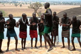 cultural tour to kidepo valley national park